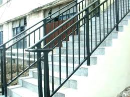 exterior metal handrails for steps exterior metal railings exterior metal stairs exterior metal railings custom iron exterior metal handrails for steps