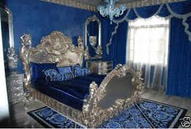 dragon shaped bed frame. Wonderful Shaped This Room Is Dramatically Colored In Blues And Silvers The Traditional  Colors Of Knighthood There Are Also Dragon Symbols Worked Into Bedframe  On Dragon Shaped Bed Frame A