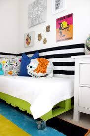 Pallet Bedroom Diy Pallet Bed Mini Makeover Project Nursery