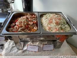 seafood fried rice customer photo shiok kitchen catering sk catering seafood fried rice