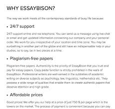 the best review of essaybison com paper writing services review of essaybison com writing service