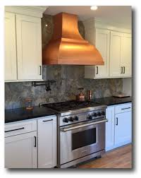 hammered copper range hood. Wonderful Hood Copper Range Hoods With Smooth Or Hammered Finishes U0026 Dramatic Patinas To Hood