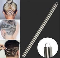 Tužko Břitva Na Kreslení Do Vlasů Hair Tattoo 120g Barbercocz