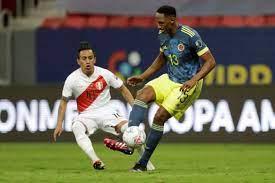 โคลอมเบีย ได้ประตูชัยในช่วงทดเวลาบาดเจ็บเฉือนชนะทีมเปรูไป 3-2 คว้าอันดับ 3