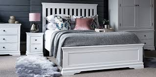 Solid Wood White Bedroom Furniture | White Bedroom Furniture
