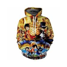 One Piece Anime Size Chart Cloudstyle Anime 3d Hoodies Men Clothes 2018 Sweatshirts One