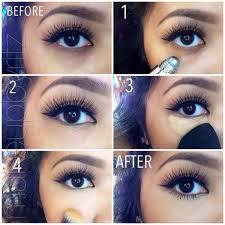 how i cover up my dark circles covering dark circles under eye tutorial makeup
