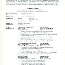 Usa Jobs Resume Builder Tips Resume For Usajobs Sample Resume For Government Resumes Examples