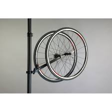 Bicycle Wheel Display Stand Minoura Wheel Attachment 100 double wheel display for P100AL100 72