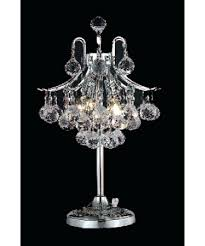 incredible crystal chandelier desk lamp throughout table lamps small full size
