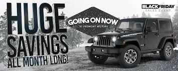 friday savings all month at fremont chrysler jeep ram dodge in wyoming