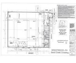 store floor plan design. Floorplan Drawing For The Ross Store At Sand Creek Crossing Shopping Center In Brentwood, California. Floor Plan Design U