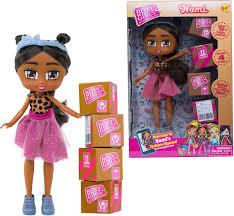 <b>Кукла</b> 1TOY <b>Boxy Girls Nomi</b>, Т15110 — купить в интернет ...