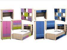 girls pink bedroom furniture. Blue Or Pink Bedroom Furniture - Bed,Wardrobe,Chest,Storage,Desk Girls
