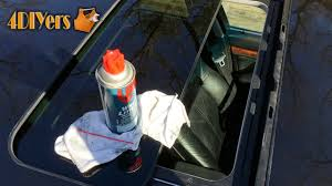 3 Ways to Fix a Leaky Sunroof   wikiHow as well 2013 Ford Explorer water leak Part 1  Vintage Systems     YouTube also I have a 1999 Toyota 4Runner that developed a massive leak  filled as well How to Fix or Repair a Leaky Sunroof  Quick Tip Video    YouTube moreover A C Drain location  Photo request    drip under glovebox at together with  further I have water on the drive and passenger floor in a 2005 Ford in addition  additionally  as well 3 Ways to Fix a Leaky Sunroof   wikiHow moreover I have a 1994 Ford explorer limited with a factory installed crank. on 2012 ford escape sunroof drain diagram