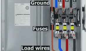 amp ac disconnect fuse box wiring diagram co fuses height geekkids ac disconnect
