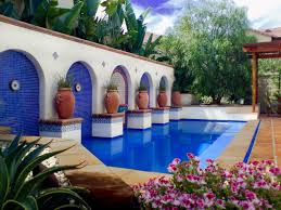 Small Picture 35 best images about Mexican gardens on Pinterest Front