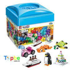 Freeship][BAO HANH] Đồ Chơi Trẻ Em Đồ chơi xếp hình lắp ráp ghép hình 460  chi tiết cho trẻ em bé trai gái lego