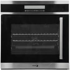 side opening oven. Brilliant Opening Fagor 6HA200TLX 24 Inch Single Electric Wall Oven With 198 Cu Ft  Capacity 10 Cooking Programs Left Side Door European Style Convection  Inside Opening P
