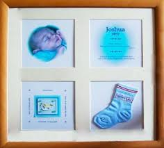 unique personalised baby gift