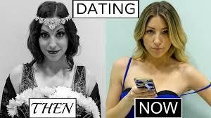 Dating  Then Vs  Now       Vs         JustAnotherProductionProductions  JustAnotherProductionProductions