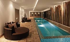 View in gallery Exquisite indoor swimming pool design