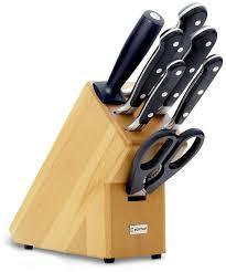 """<b>Набор из 5 кухонных</b> ножей кух.+ножницы+мусат """"Классик ..."""