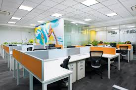 office workspace design. Small Modern Office Design Workspace Cubical F