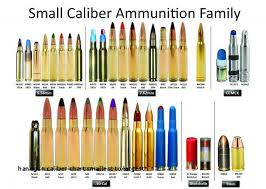 75 Thorough Ammo Caliber Size Chart