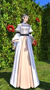 アルマの髪型とイシュガルディアンドレスをゲットドレスの色は