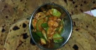 Paratha with Kerry ka achar Recipe by HINA IMTIAZ - Cookpad