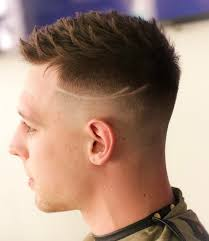 Side Cut Designs Top 33 Fade Haircuts For Men 2020 Update
