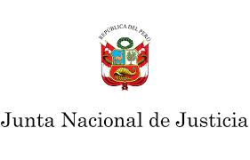 Resultado de imagen para JUNTA NACIONAL DE JUSTICIA