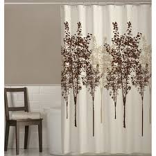 Concept Brown Fabric Shower Curtains Delaney Curtain S For Inspiration