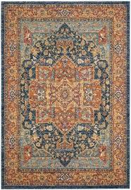 blue orange rug blue orange area rug blue gray orange rug