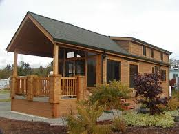 Small Picture Park Model Homes cabins are a great way to get away Our cabins