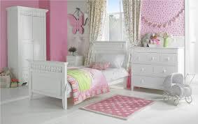 Beautiful White Brown Wood Glass Modern Design Bedroom Childrens