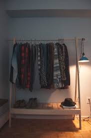 ten zero nine: DIY Wooden Clothes Rack | diy | Pinterest | Wooden ...