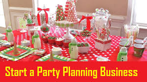 Party Planning How To Start A Party Planning Business Small Business Ideas Youtube