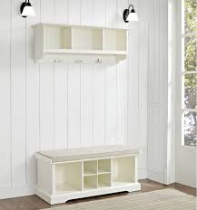 furniture entryway. Snazzy White Mudroom Bench Your Residence Decor: Storage Benches : Entryway Hallway Furniture I