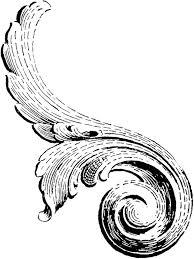 Corner Scroll Designs Clipartion Com
