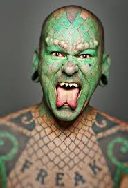 6 People Who Turned Themselves Into Animals Through Body Modifications   Tattoodo
