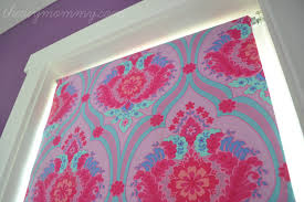 fabric window shades diy. Perfect Shades DIY NoSew Fabric Covered Blackout Roller Blinds By The Mommy Just Use Intended Window Shades Diy