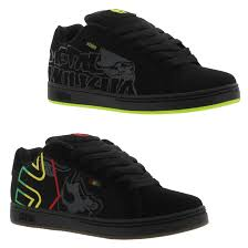 size 14 skater shoes etnies metal mulisha fader mens skate shoes trainers size uk 8 10 ebay