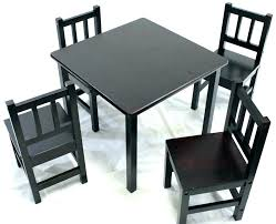 kids round table and chair round table and table and chair set wood toddler childrens table chair set