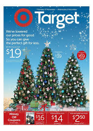 Target Christmas Trees and Chocolate Hampers