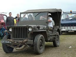 DPY 509 - 1943 Willys Jeep | Pickering Steam Fair 2010 Enter… | Flickr