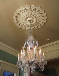 decorative ceiling medallions turn the most boring ceiling into chandelier ceiling medallion