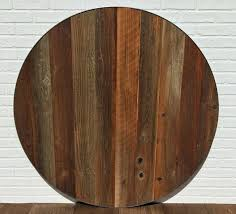 48 inch round table top round table inch round table reclaimed round wood table reclaimed table 48 inch round table top