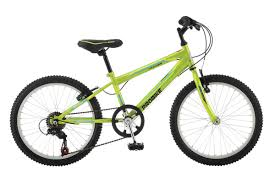 pro bike tracker boys 20 inch mountain bike green 2017
